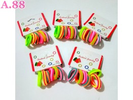 Donut Stabilo Garis  Card Isi 72/ bungkus (A-9450)